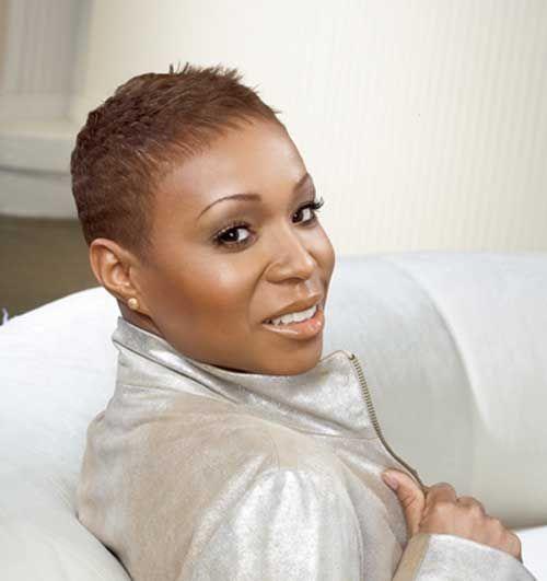 Astonishing 1000 Images About Natural Hair On Pinterest Black Women Short Short Hairstyles For Black Women Fulllsitofus