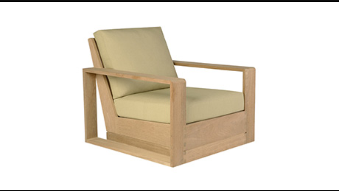 Plateau Bonetti Kozerski Chair Outside Furniture