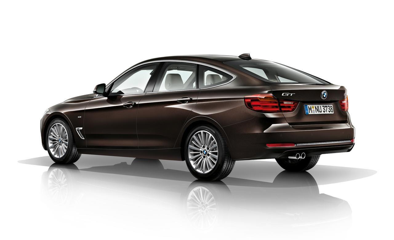 BMW I GT Luxury Line Car HD Wallpaper Car Picture - Bmw 3281 gt
