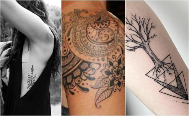 Tatuaże Z Motywem Celtyckim Najciekawsze Wzory Tatuaże