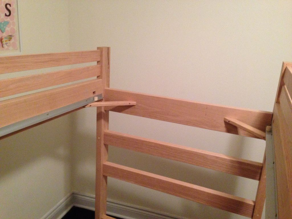 High loft bed with stairs  Dk loft bed  Assembly  Design Loft Bed  Pinterest  Lofts