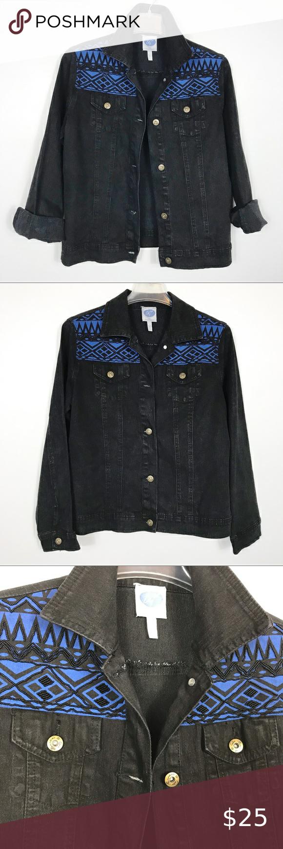 Dg2 Diane Gilman Denim Jacket Denim Jacket Jackets Diane Gilman [ 1740 x 580 Pixel ]