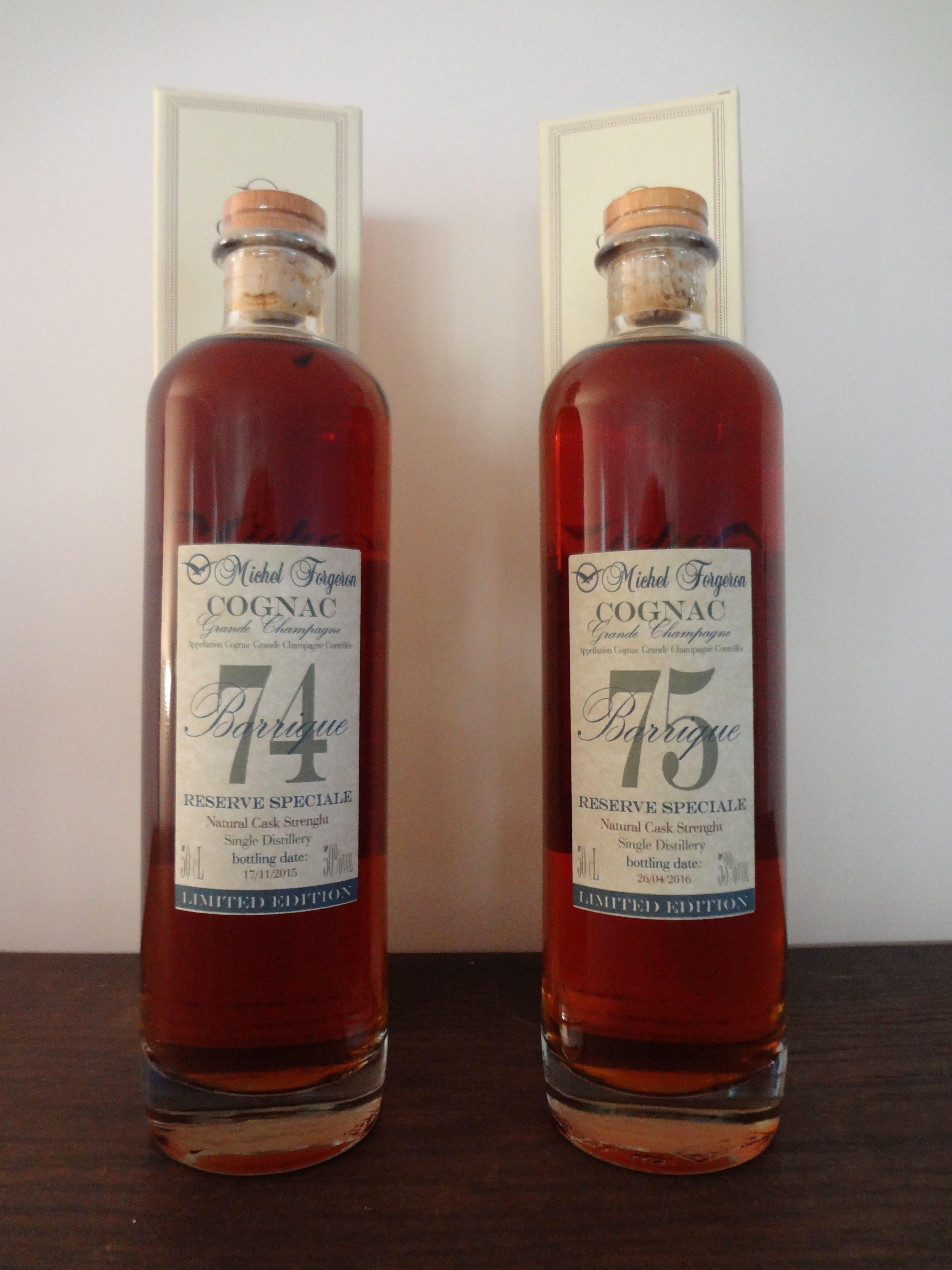 Pin Op Cognac Collection
