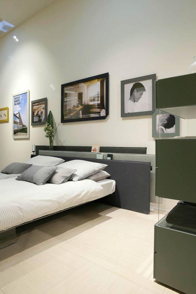 Letto Vele Letto lago, Letti di design e Stanza da letto