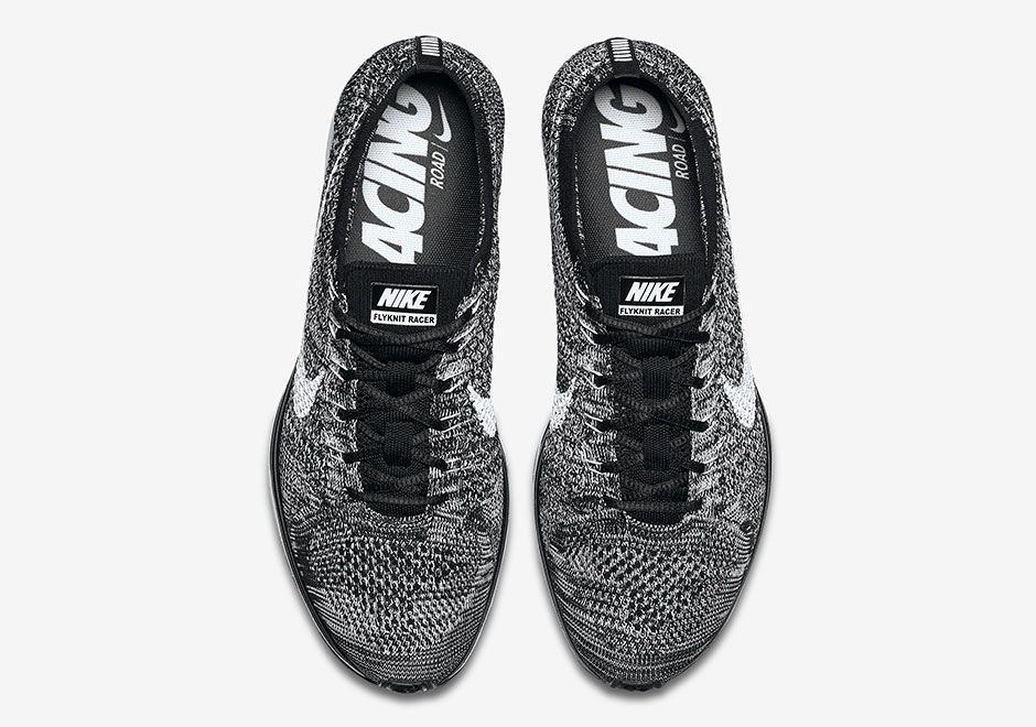 "Nike Flyknit Racer ""Oreo 2.0"" Restocking In February Page 2 of 2 -  SneakerNews.com d5abfd1a519e"