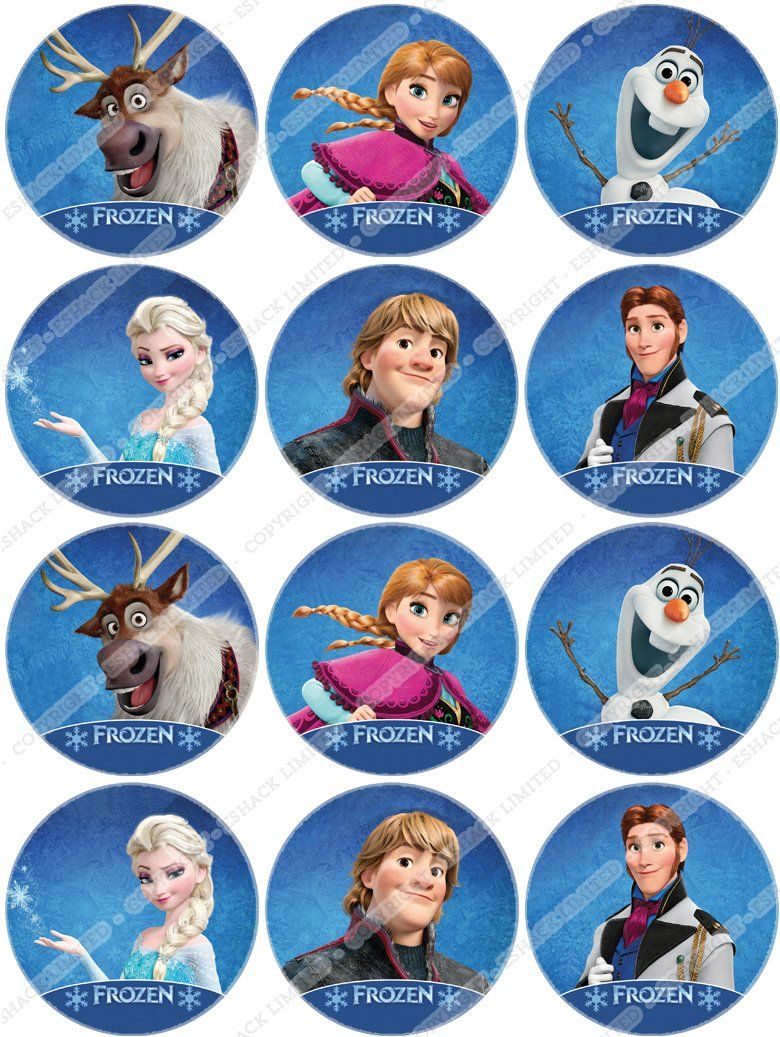 """I got to be fortunate enough to attend a screening of Disney's Frozen, and I will be writing a review on it on my other site Temporary Tourist, but for Homeketeers I just HAD to put together a little """"gift"""" Frozen themed.. The characters of this delightful film are not just inspiring but ones that I can envision little girls and little boys admiring."""