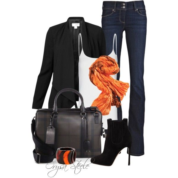 Autumn Elegance, created by orysa on Polyvore