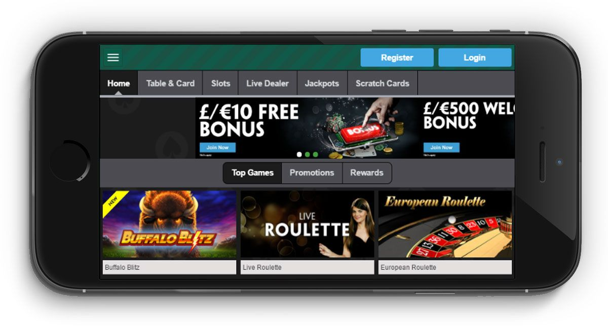 Paddy Power Casino Free 5