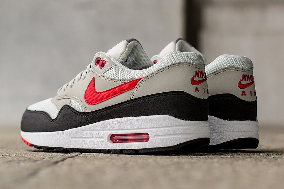 "the best attitude 69f55 9b8f0 Nike Air Max 1 Essential ""Chilling Red"""