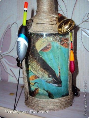 Поделка своими руками для рыбака