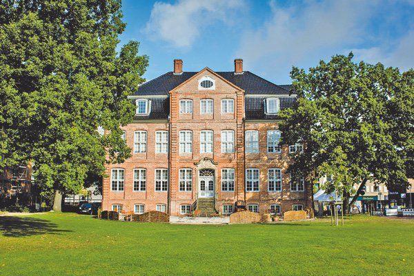 location Meusels Landdrostei  Hochzeitslocations