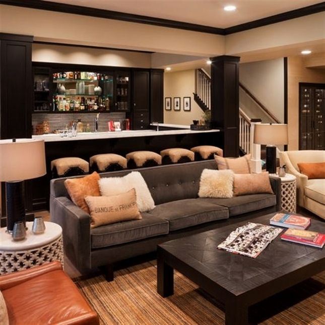 Rustic Finished Basement Ideas: Renovating The Basement Of Your Home: What To Watch For