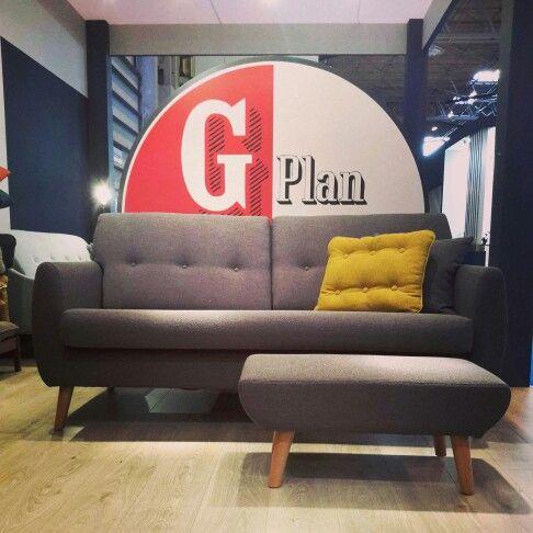 G Plan Vintage - The Sixty Three #GPlan #GPlanVintage #sofa ...
