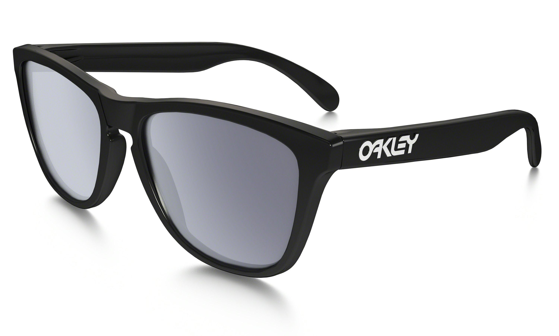 Oakley Reverie Violet Iridium Sonnenbrille Schwarz/Matt f4IkYZDv