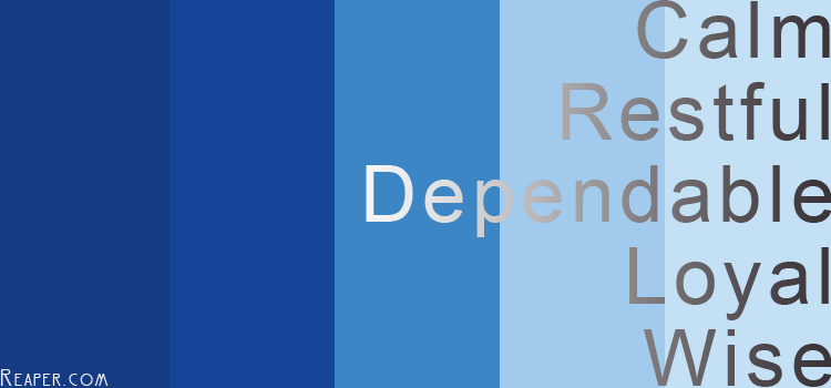 Colour meaning blue dependable colours pinterest colour colour meaning blue dependable publicscrutiny Gallery