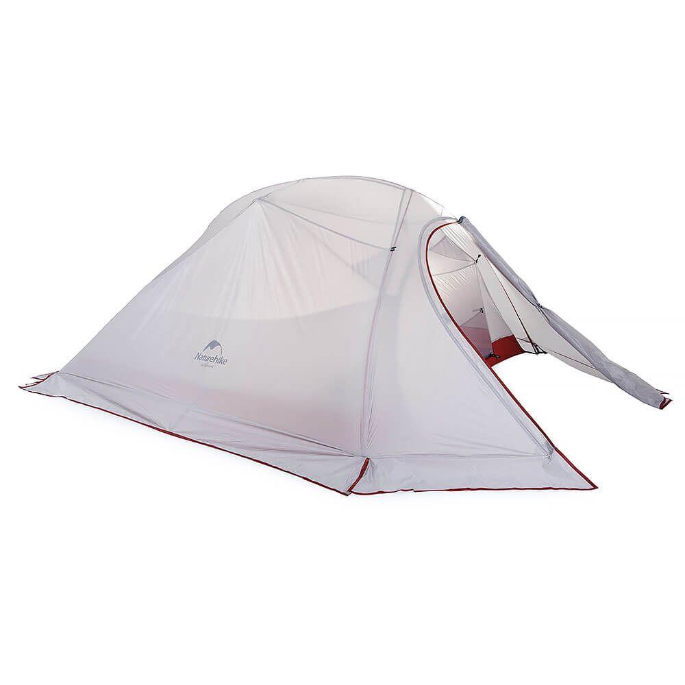 NatureHike Cloud UP 3 lightweight hiking tent with snow skirts  sc 1 st  Pinterest & NatureHike Cloud UP 3 lightweight hiking tent with snow skirts ...