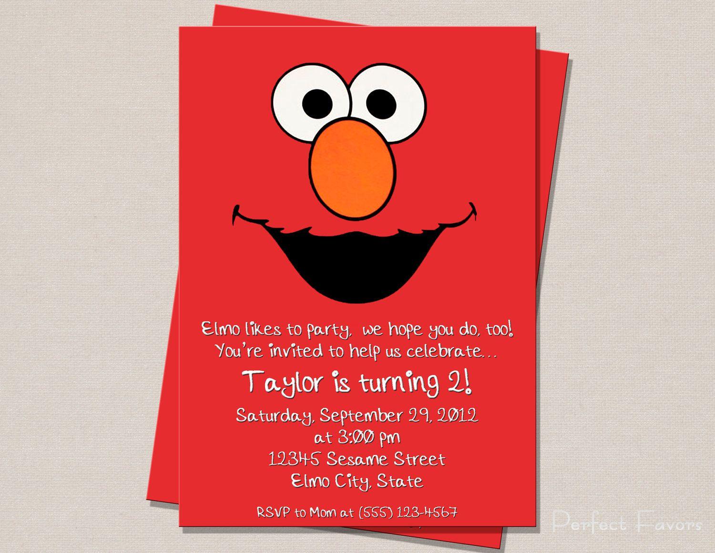 Fantastic Facial Party Invitations Ornament - Invitations and ...