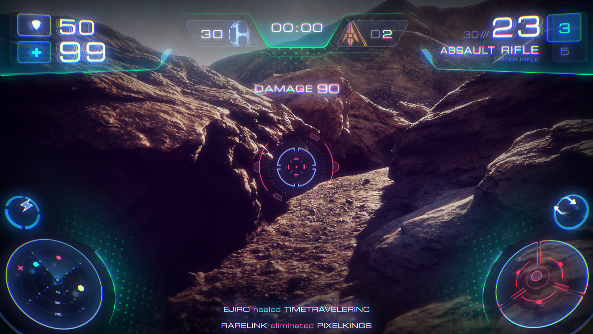 Father.IO Mobile FPS AR Game on Behance Ar game, Games, Fps