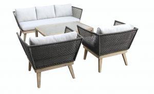 Garten Set Cuba Rattan Lounge Mobel Gartenmobel Lounge Mobel