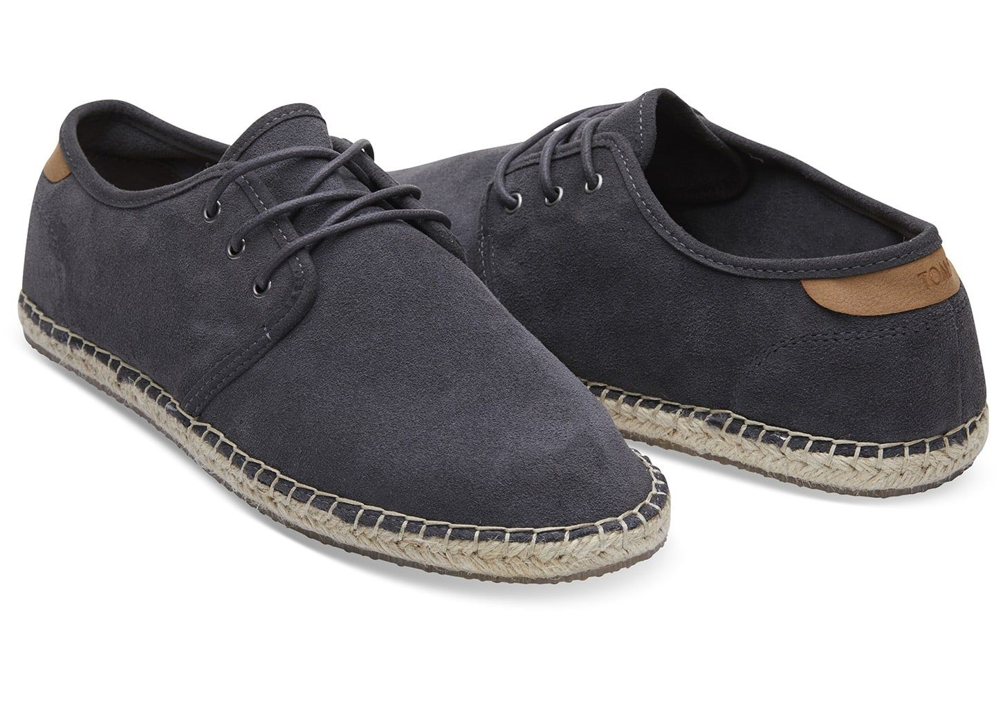 0d45806e0cb Forged Iron Grey Suede Men s Diego Sneakers