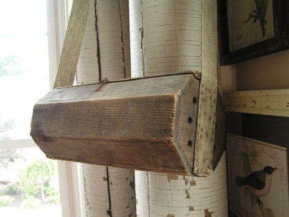Great Antique Wooden BOTANICAL VASCULUM Steampunk Gadgets Amp Gear Antiques Selling Antiques