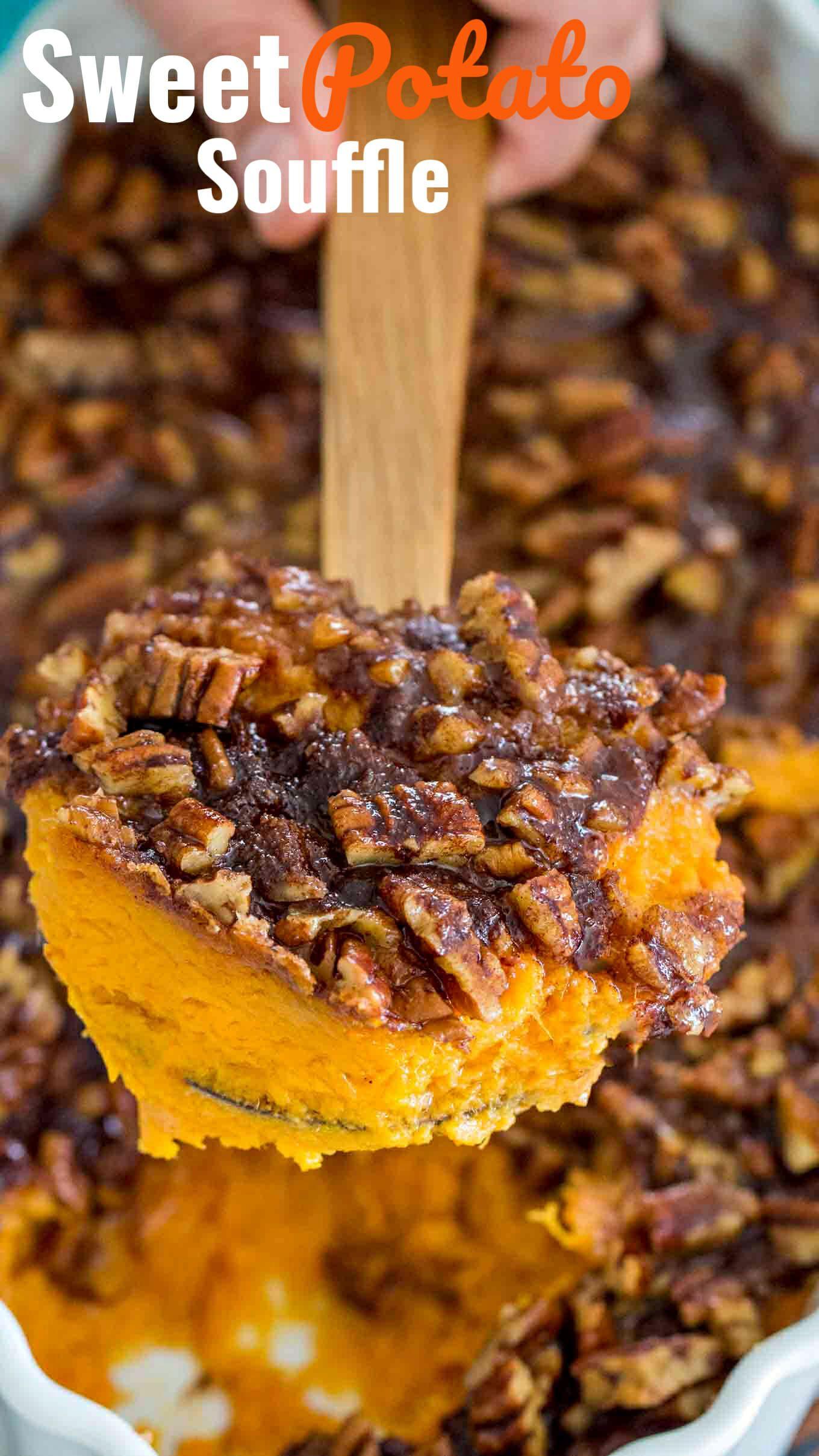 Sweet Potato Souffle Recipe Video