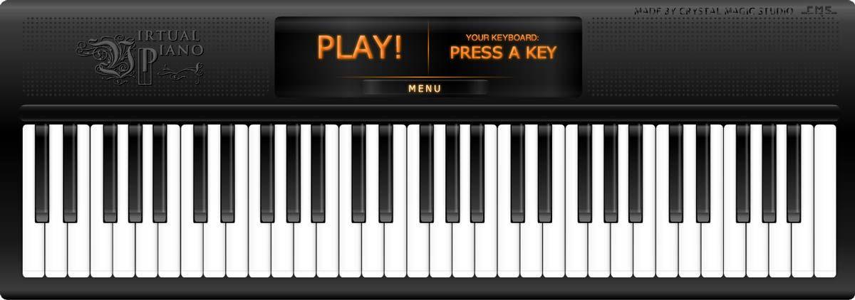 Virtual Piano Online Piano Lessons