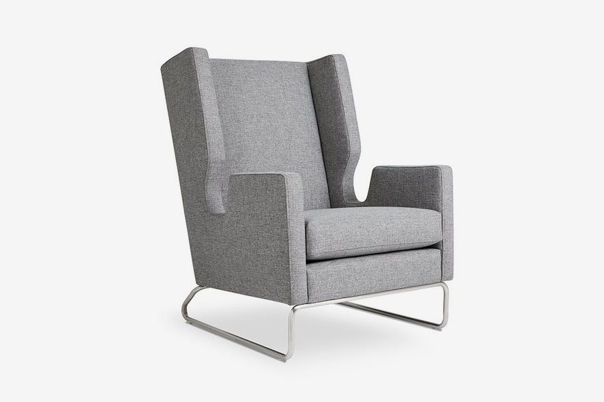 Ask The Strategist What Is The Best Lounge Chair With Back Support Modern Lounge Chairs Chair Upholstery Modern Chairs