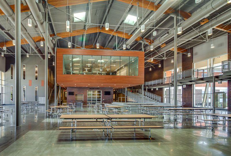 Ridgeview High School DOW IBI SchoolsOregon