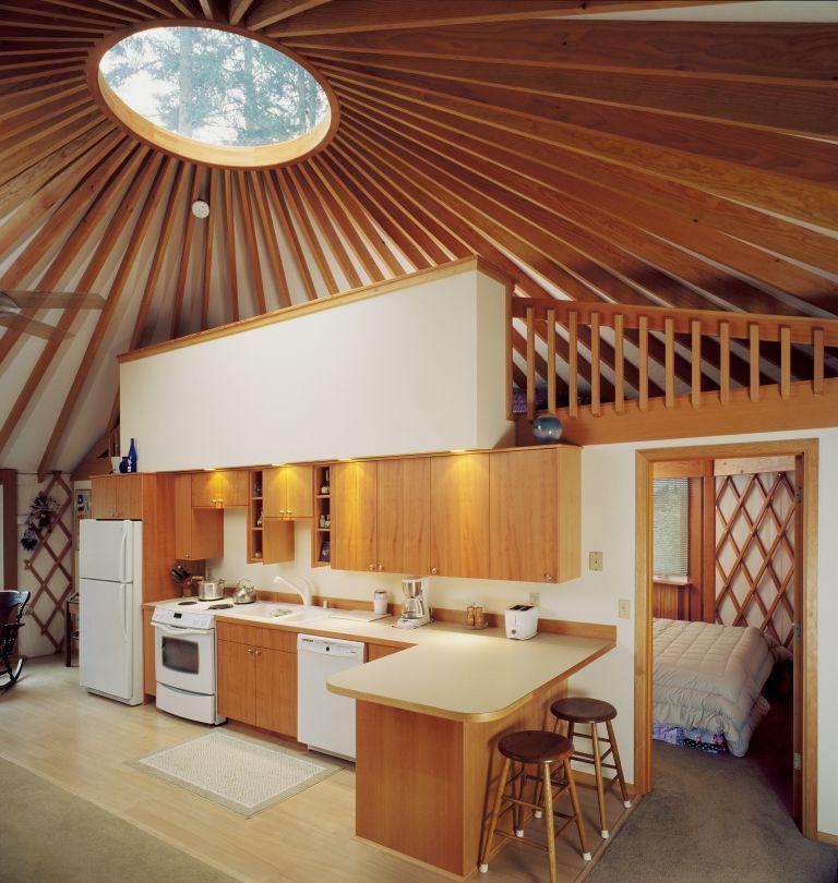 ancient yurt | Yurtstory: the history of yurts ancient and modern ...