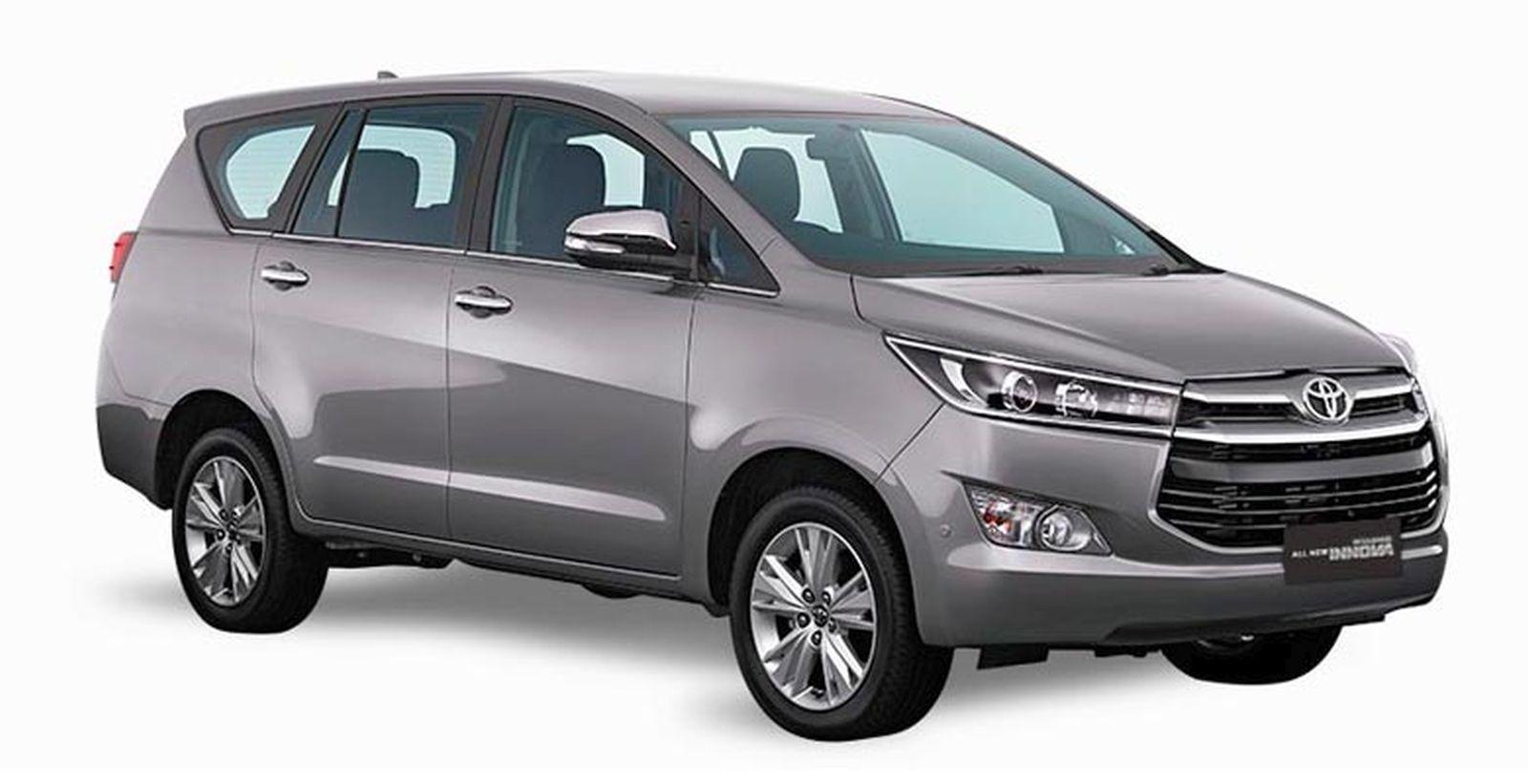 Toyota New Innova February 2016 10 15 lakh Toyota