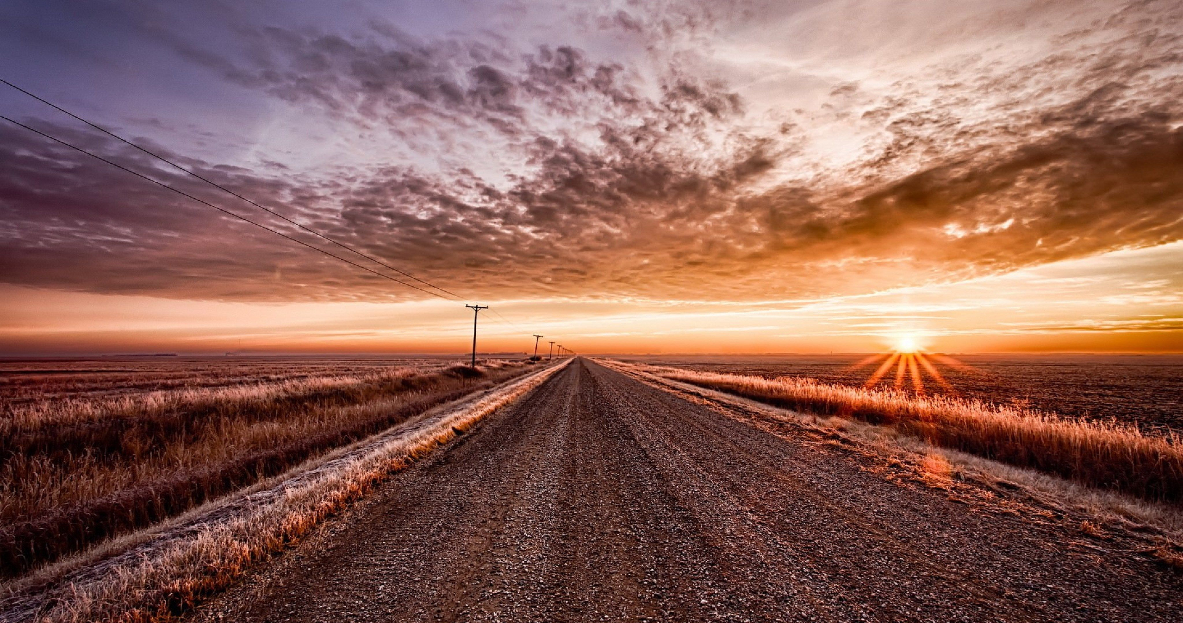 Road Wallpaper Full HD Pictures By Hallstein Young