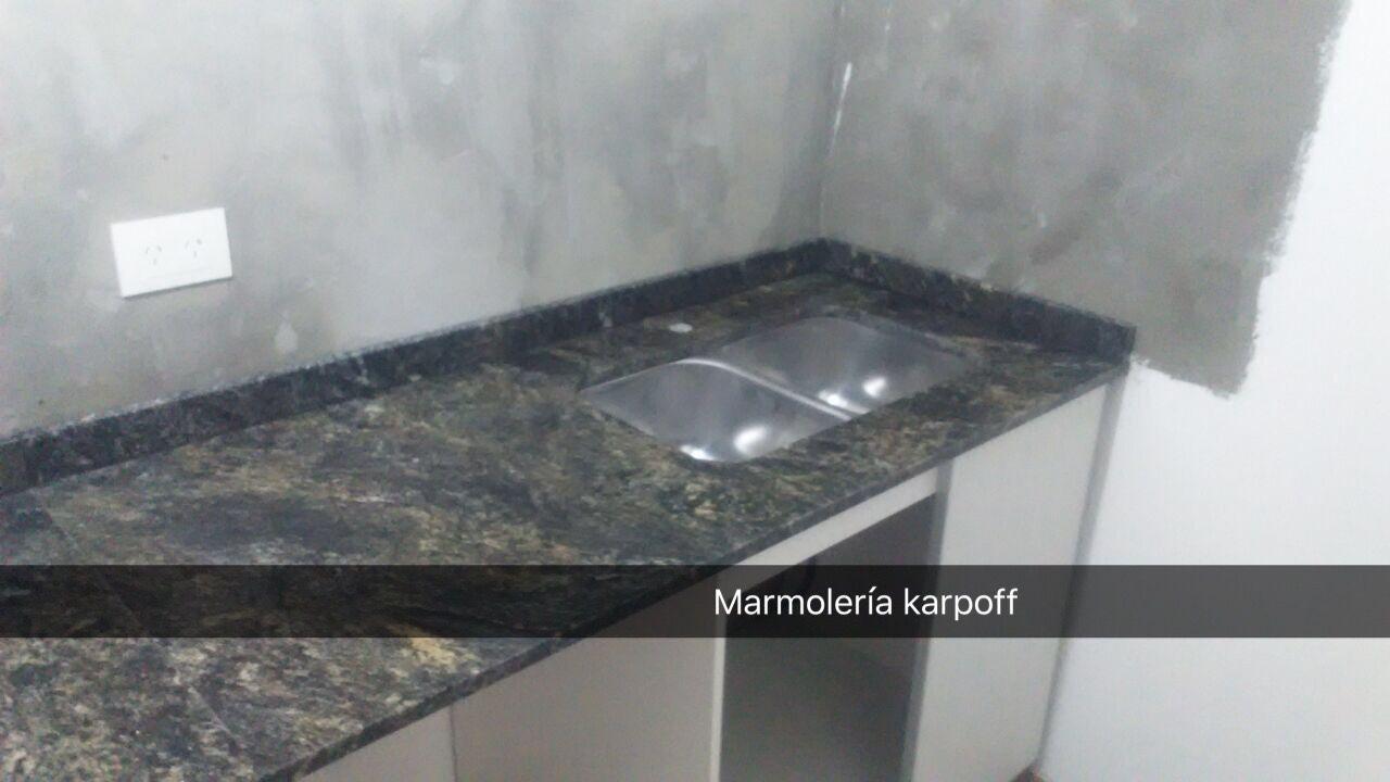 Pin de Marmoleria Karpoff en Granito black cosmic | Pinterest | Granito