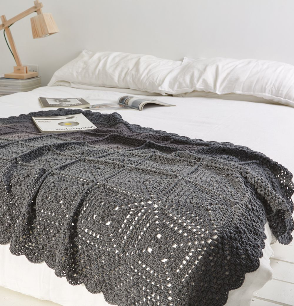 Who needs 50? This grey blanket is top of our make list from issue ...