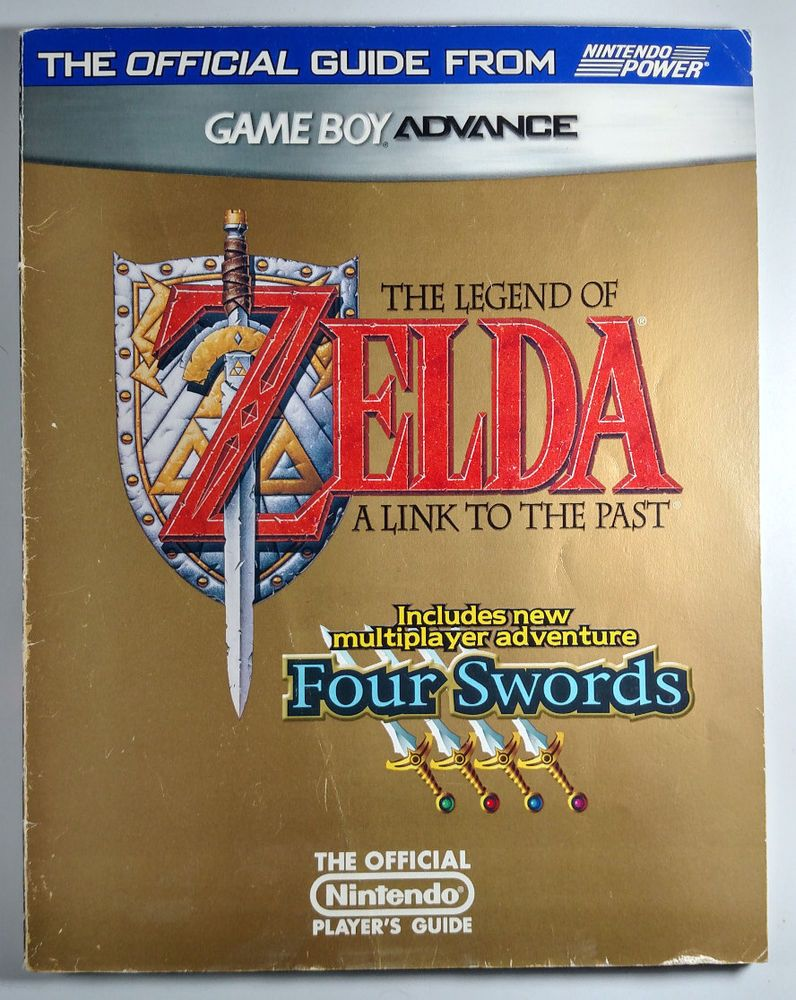 The Legend of Zelda:A Link to the Past / Four Swords