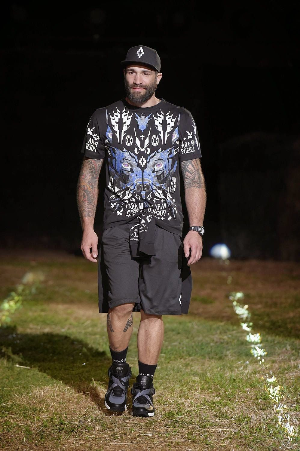 County of Milan by Marcelo Burlon Spring/Summer 2015 | Pitti Immagine Uomo 86 http://bit.ly/TeunmS