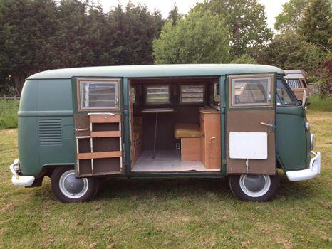 Vw Camper Vans For Sale Used Volkswagen Camper Vans South East Restored Campers For Sale Van For Sale Vw Campervan Used Campers