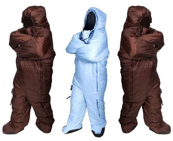 Advantages Of Using A Sleeping Bag Suit
