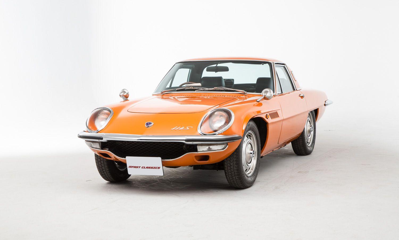 1967-68 Mazda Cosmo Sport