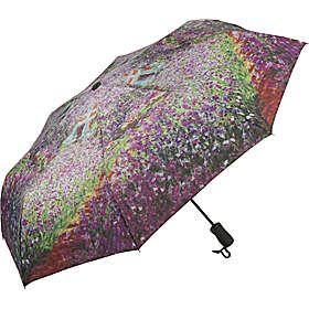 Monet Garden Umbrella, carry a beautiful scene on a rainy day!