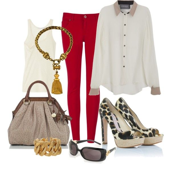 Be Bold, created by susanstreet on Polyvore