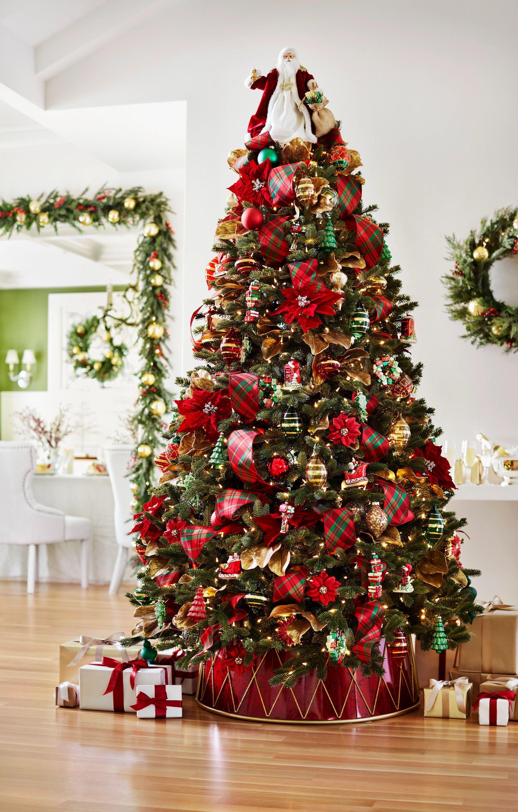 Fraser Fir Artificial Christmas Tree Balsam Hill Christmas Themes Decorations Christmas Ornament Sets Christmas Tree Themes