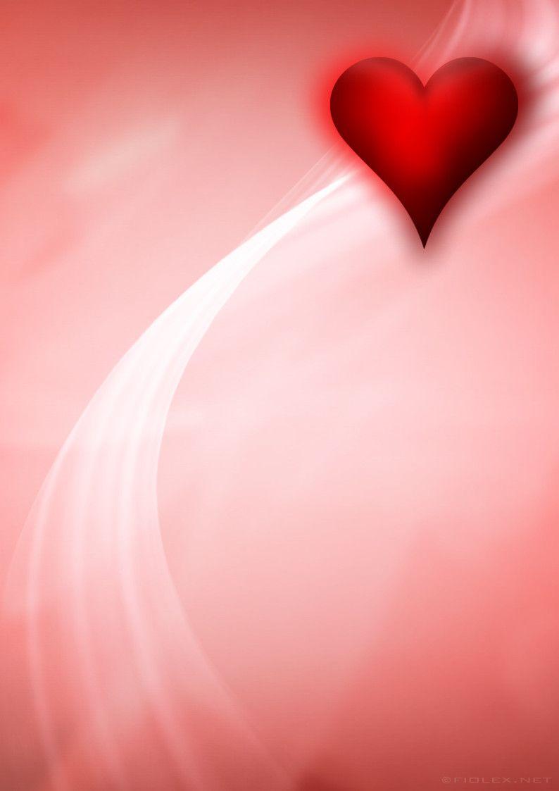 Writing Paper: Heart | Herz | Pinterest | Briefpapier, Dokumentation ...