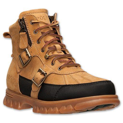 c40014397ca0f Men s Polo Ralph Lauren Demond Boots
