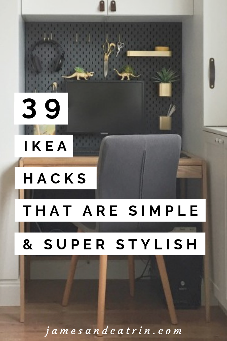 39 Ikea Hack Ideas that are Simple and Super Stylish james