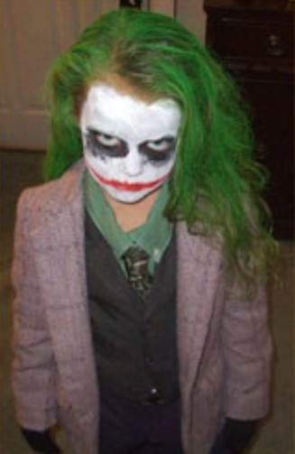 10 images about halloween costumes for lillee on pinterest jokers batman vs superman and female joker - Joker Halloween Costume Kids