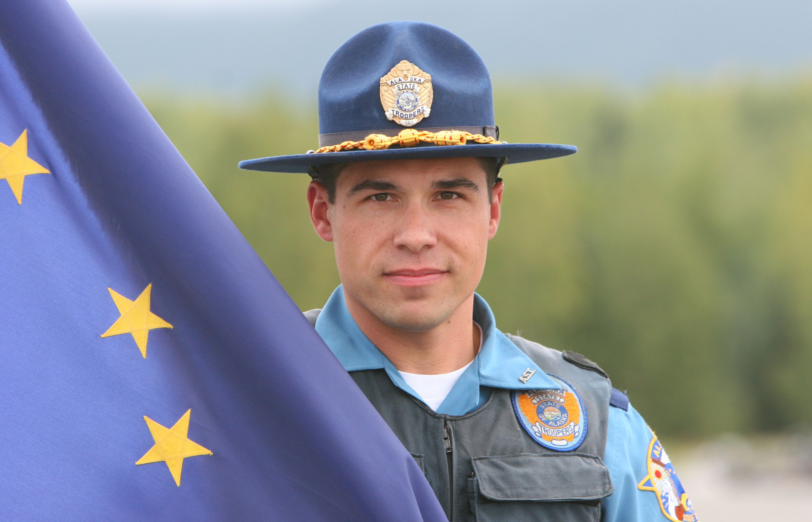 alaska state trooper howie peterson | 08-E Ave Trp