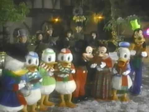 sing along songs the twelve days of christmas youtube the disney characters singing - Disney 12 Days Of Christmas