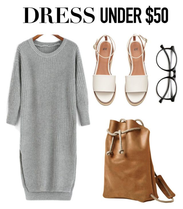 """""""Senza titolo #93"""" by xcampax ❤ liked on Polyvore featuring ZeroUV and Dressunder50"""