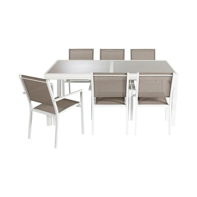 200e table de jardin en m tal colombia 180 240 x 100 cm castorama jardin pinterest colombia. Black Bedroom Furniture Sets. Home Design Ideas
